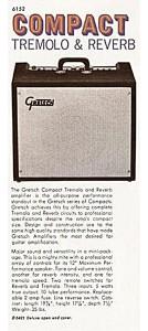 Gretsch 6152 catalog page