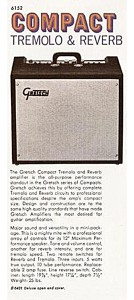 Gretsch 6152 catalog page