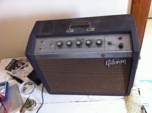Gibson Falcon GA 19 RVT