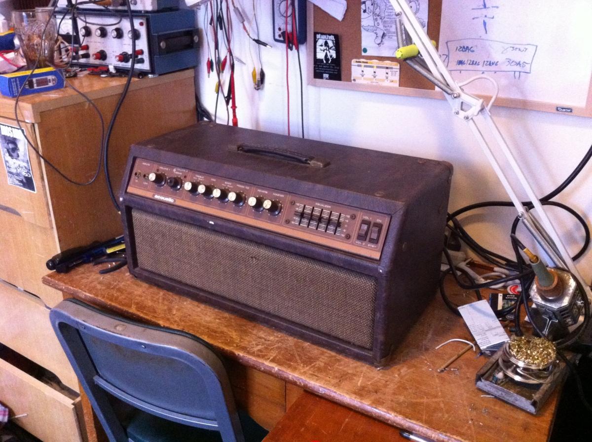 Acoustic G100T