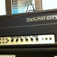 Sound City 120 Mark IV