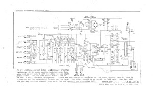 Sound City 120 Mark IV alternate schematic