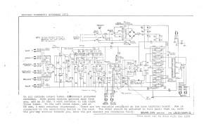 Sound City 120 Mark IV alternate schematic