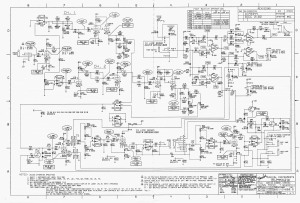 Sunn Model T schematic page 1