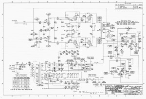 Sunn Model T schematic page 2