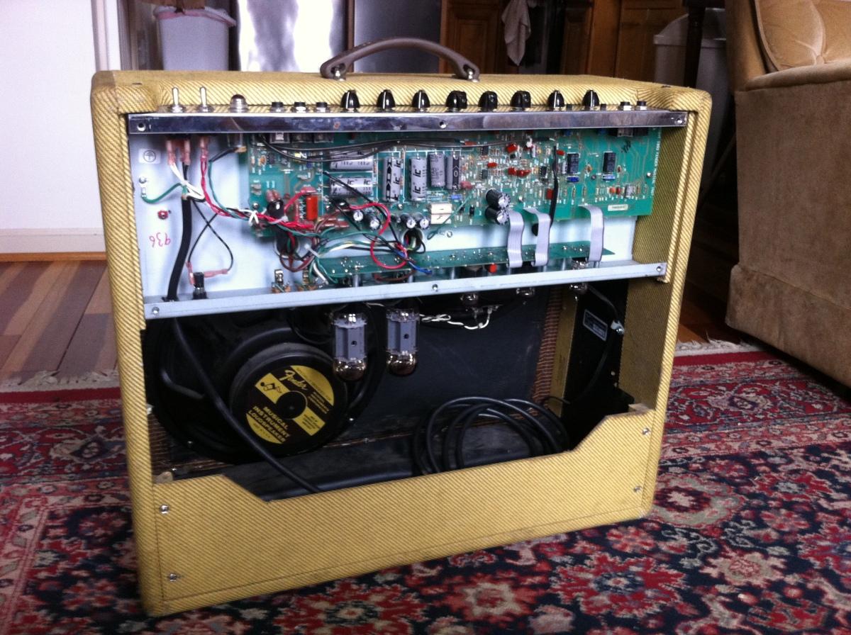 [DIAGRAM_5UK]  5BF Fender Deville Input Jack Wiring | Wiring Resources | Fender Deville Input Jack Wiring |  | Wiring Resources