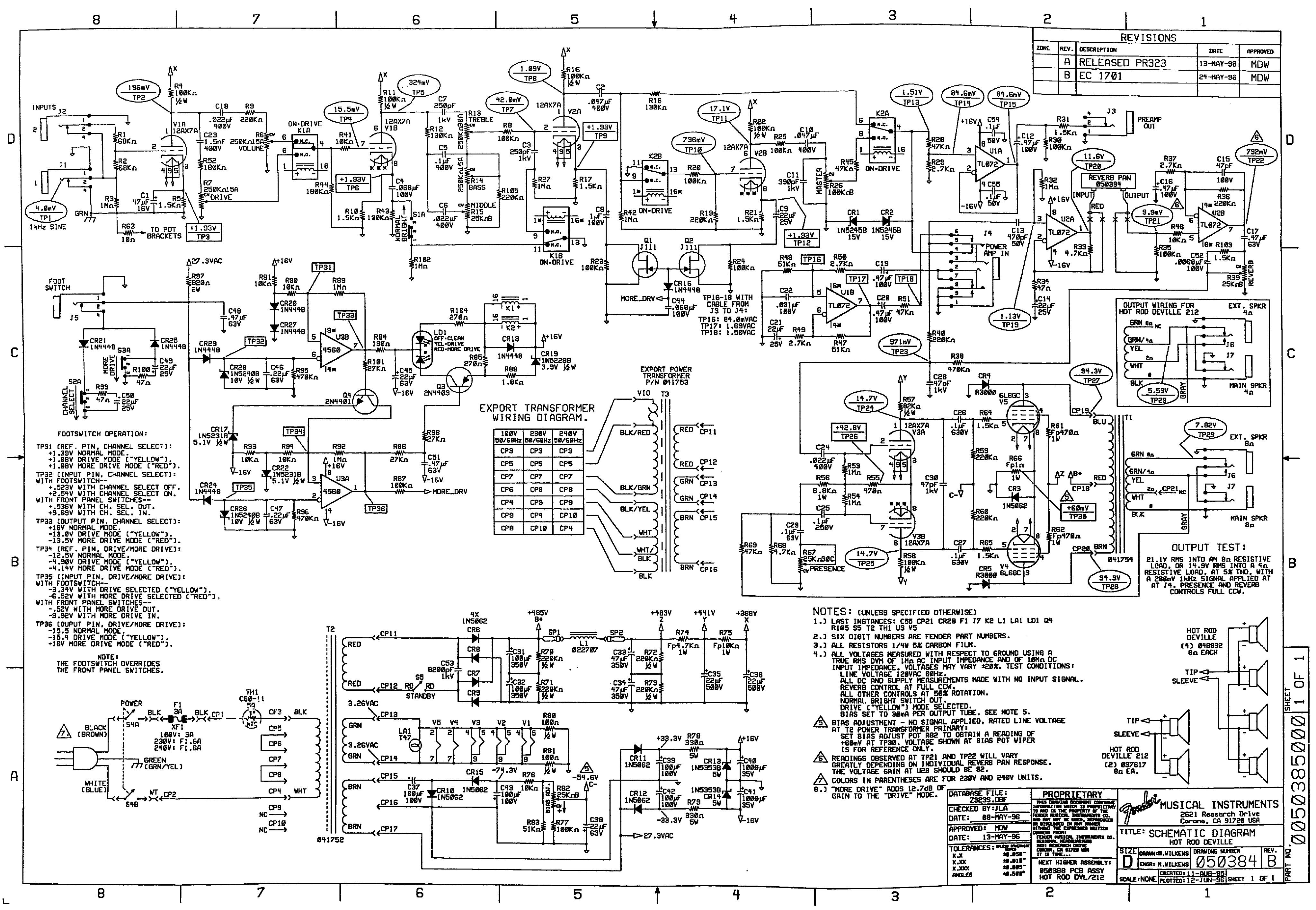 Modern Srv Strat Wiring Diagram Embellishment - Electrical System ...