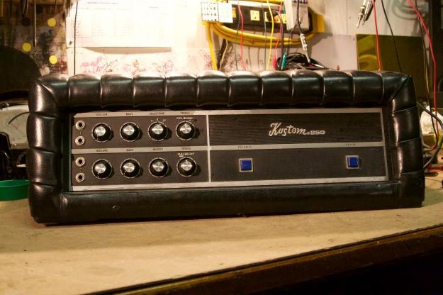 kustom 250 1 iration audio kustom amp schematics kustom amplifier schematics