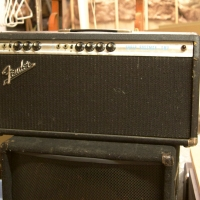 Fender Super Bassman CFA7002