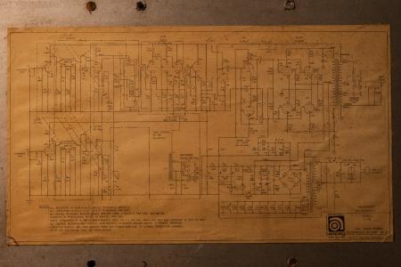 Ampeg V4B schematic