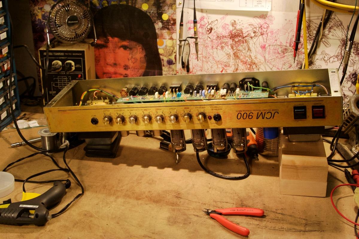 Marshall JCM900 2100