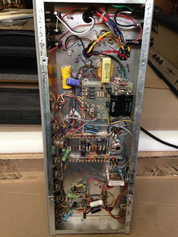 Sunn Sentura II chassis