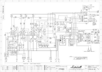 Marshall JTM 30 power.output