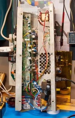 Marshall JTM30 chassis