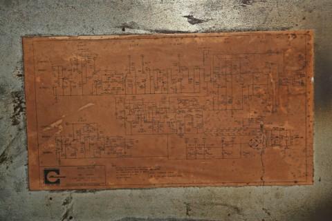 Ampeg Gemini GV15 schematic