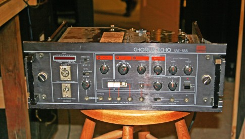 Roland SRE555 front