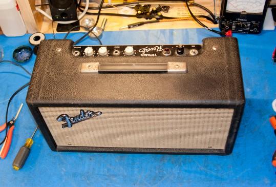 Fender Reverb 6G15